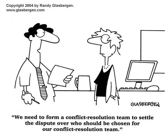 Conflict Management | My Blog