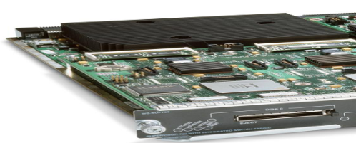 Cisco Voice Over IP: Cisco Catalyst 6513 Chassis and